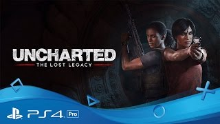 Download Uncharted: The Lost Legacy | PSX 2016 Announce Trailer | PS4 Pro Video