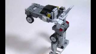 Download レゴ変形ロボ24 自動車ロボ Video
