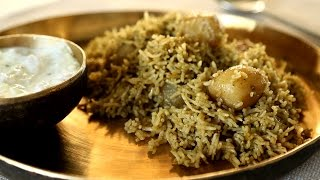 Download Haryana Aloo Pulao Recipe | Quick & Simple Rice Recipe | Masala Trails With Smita Deo Video