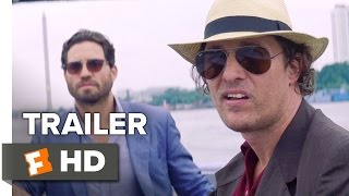 Download Gold Official Trailer 1 (2016) - Matthew McConaughey Movie Video
