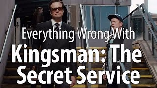 Download Everything Wrong With Kingsman: The Secret Service -Deja Vu Video