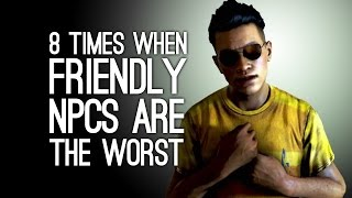 Download 8 Times When Friendly NPCs Are the Absolute Worst Video