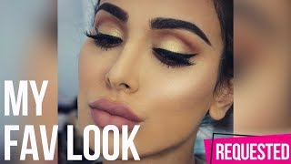 Download TOP REQUESTED! My Signature Look!   مكياجي اليومي المفضل! Video