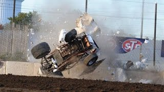 Download The Best Dirt Track Crashes!! (#1) Video