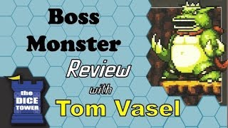 Download Boss Monster Review - with Tom Vasel Video