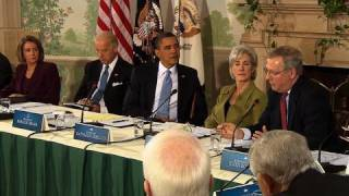 Download Bipartisan Meeting on Health Reform: Part 2 Video