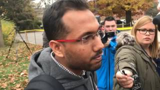Download Ohio State student Angshuman Kapil describes attack on campus Video
