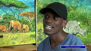 Download Sanaa ya Uchoraji naye Charles Ngeno. Video