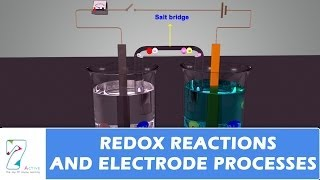 Download REDOX REACTIONS AND ELECTRODE PROCESSES Video