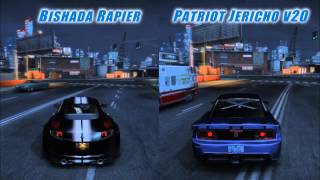 Download APB Reloaded - Jericho V20 Vs Rapier Speed Test Video