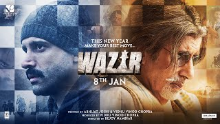 Download Wazir - Official Trailer | January 8, 2016 Video