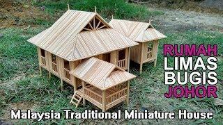 Download JOHOR Traditional House Replica (Malaysia) // Rumah Limas Bugis Video