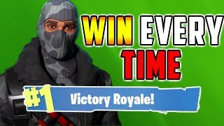 Download HOW TO WIN EVERY TIME - Fortnite Battle Royale Tips - Xbox, PS4, PC Video