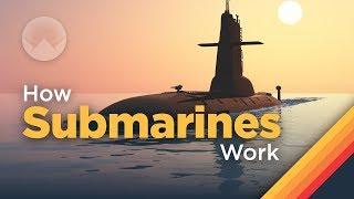 Download Living Underwater: How Submarines Work Video