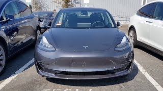 Download Mein Tesla Model 3 Ersteindruck! Video