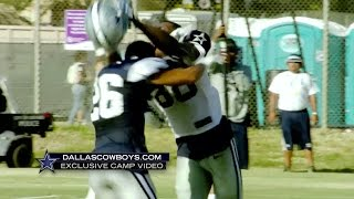 Download Dez Bryant Gets Into Fistfight With Teammate at Training Camp Video