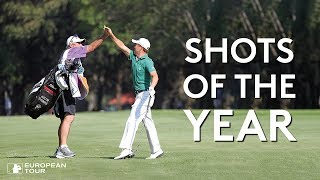 Download Top 100 Golf Shots of the Year (2018) Video