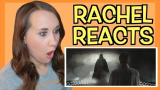 Download Rachel Reacts to Rogue One - A Star Wars Story Final Trailer || Adorkable Rachel Video