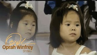 Download Twins With the Same Name Are Miraculously Reunited | The Oprah Winfrey Show | OWN Video