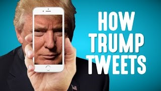Download How (And Why) Donald Trump Tweets Video