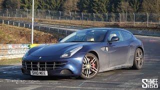 Download Best Alarm Clock EVER: Ferrari FF Video