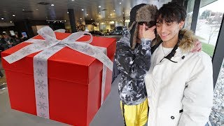 Download I BOUGHT MY TWIN BROTHER THE BEST PRESENT EVER! Video