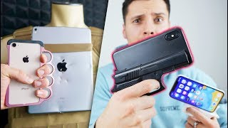 Download Most Dangerous iPhone X/8 Cases Ever! (Most Illegal) Video