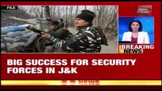 Download 2 Terrorists Gunned Down In J&K's Budgam Encounter Video