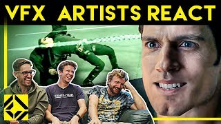 Download VFX Artists React to Bad & Great CGi 3 Video