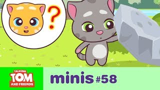 Download Talking Tom and Friends Minis - Hide and Seek (Episode 58) Video
