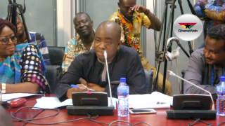 Download PLAYBACK: Ken Ofori-Atta appears before Appointments Committee (Part 2) Video