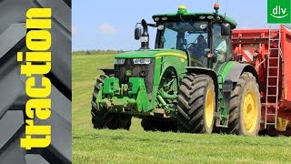 Download John Deere 8370R e23 im traction-Erstkontakt Video