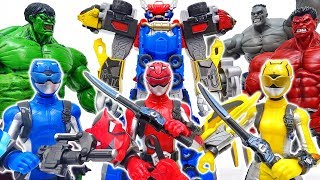 Download Power Rangers Are Problem Solvers In Our Town~! #ToyMartTV Video