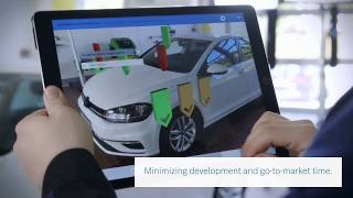 Download EN | Bosch Augmented Reality for the automotive workshop Video