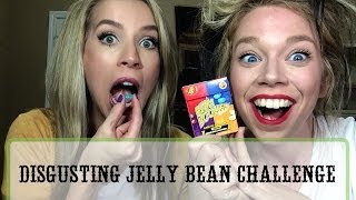 Download DISGUSTING JELLY BEANS CHALLENGE ft. LEIGHANNSAYS Video