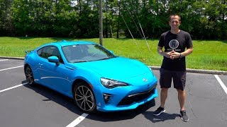 Download Is the 2019 Toyota 86 a BETTER sports car than you think? Video