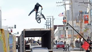 Download BMX Streetstyle Highlights Dew Tour 2012 - Garrett Reynolds, Dennis Enarson & More Video