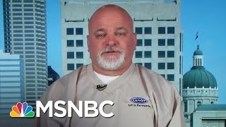 Download Carrier Employee: Slight Wage Cut Would Be Okay But More Wouldn't Work | MSNBC Video