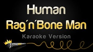 Download Rag'n'Bone Man - Human (Karaoke Version) Video