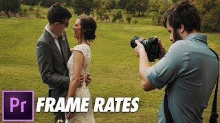 Download Frame Rates EXPLAINED: How To Film & Edit Mixed Frame Rate Video In Premiere Pro Video