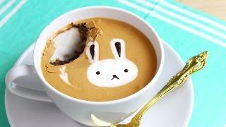 Download How to Make a Latte Art Mug Cake! Video