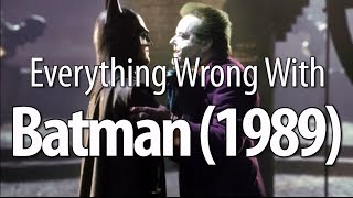 Download Everything Wrong With Batman (1989) Video