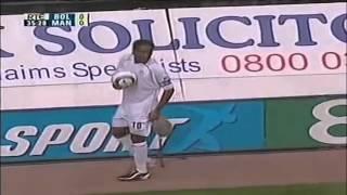 Download Jay Jay Okocha vs Manchester United - 2004 - (Home) Video