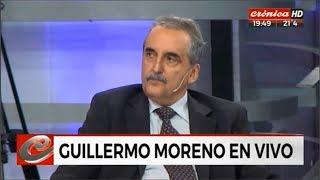 Download Guillermo Moreno en Cronica TV 14/03/18 Video
