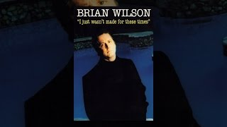 Download Brian Wilson: I Just Wasn't Made for These Times Video