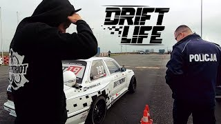 Download Drift Life #27 - Kontrola Policji, Upalanie Dzika Video