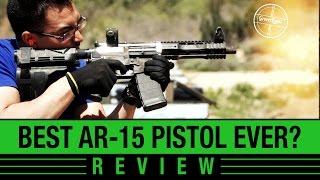 Download Best AR-15 Pistol Ever? - Tactical Armament AR-15 Pistol Review Video