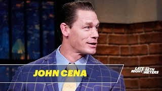 """Download John Cena Tells His Side of the Story About """"Chopping"""" Sean Casey Video"""