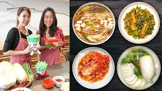 Download Making Kimchi ♦ Cooking Class in Korea Video