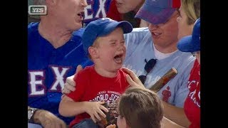 Download Sports Fans Stealing Ball from Kids (HD) Video